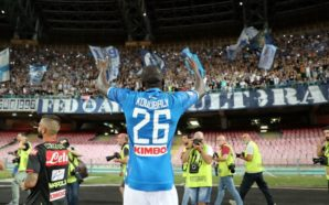 Calciomercato Napoli: Importante offerta del Mancester City per Kalidou Koulibaly