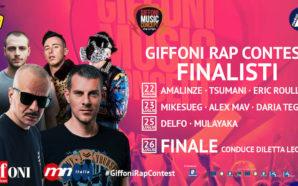 GIFFONI FILM FESTIVAL: annunciati gli 8 finalisti del #GiffoniRapContest2019