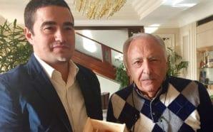 Il sindaco Francesco Ranieri incontra Mogol per fargli conoscere il…