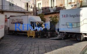 """Ottaviano: il paese vesuviano ospita il set di """"Gomorra 3"""""""
