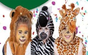 Carnevale 2017 allo Zoo di Napoli