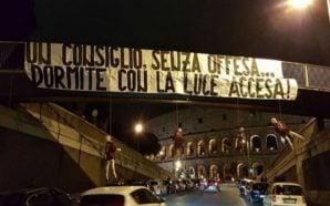 """Minacce all'As Roma: """"Un consiglio senza offesa, dormite con la…"""