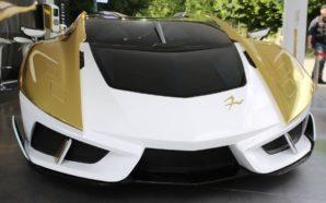 Frangivento Charlotte Roadster: gemma unica del design italiano