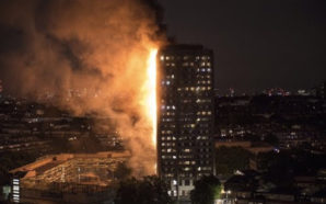 Londra, Grenfell Tower in fiamme. 30 ricoverati e diversi feriti,…