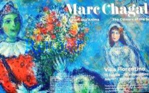 """Sorrento ospita Chagall con i suoi """"colori dell'anima"""""""