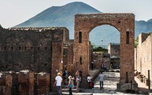 Rapina a mano armata negli scavi di Pompei, si danno…