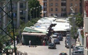 Pompei, mercato sospeso: proteste degli ambulanti