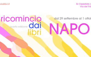 """""""Ricomincio dai libri"""", a Napoli per la prima volta la…"""