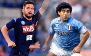 Mertens: 'Maradona è leggenda, amo Napoli e sulla Juventus…'