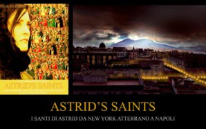 ASTRID'S SAINTS: I Santi di Astrid da New York atterrano…