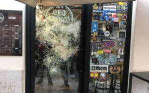 Chievo-Napoli: bar di Verona devastato dagli ultras campani