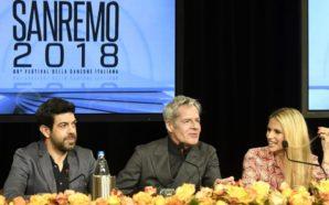 Raport Magazine a Sanremo 2018: l'inviata dalla Sala Stampa