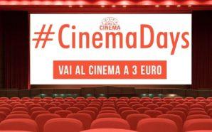 Torna l'inziativa CinemaDays