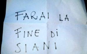 Torre Annunziata: giornalista minacciato.