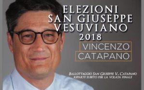 Ballottaggio San Giuseppe V., Catapano riparte subito per la volata…