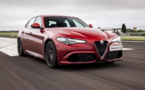 Alfa Romeo Giulia vince il Compasso d'Oro
