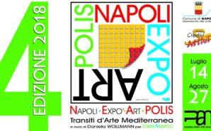 """Anime Partenopee"" al PAN per Napoli Expò Art POLIS"
