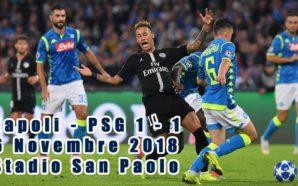 Champions: Napoli stratosferico con cuore e grinta +++VIDEO URLO TIFOSI…