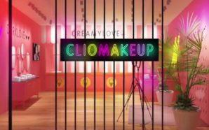 """Apre a Napoli """"ClioPopUp"""", lo store della celebre make-up artist…"""