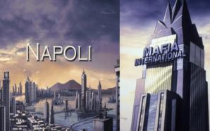 """Napoli è la città della mafia nella serie animata """"Adrian""""…"""