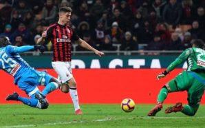 Milan-Napoli: partita combattuta terminata a reti inviolate