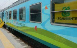Napoli contro lo smog: arriva il treno di Legambiente