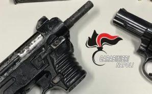 Terzigno: arrestato un uomo in possesso di diverse armi da…