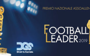 Football Leader 2019, premio alla carriera per Sven Goran Eriksson…