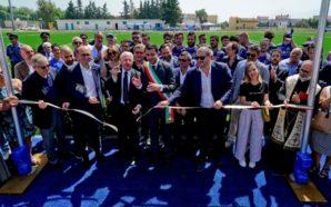 XXX SUMMER UNIVERSIADE: Inaugurato il campo di rugby a Boscotrecase