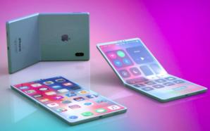 In futuro anche Apple potrebbe lanciare sul mercato l'IPhone pieghevole