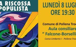 """Pollena T., """"LA RISCOSSA POPULISTA"""" di Novi, lunedì prossimo la…"""
