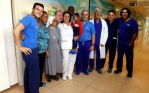 Operazione salvavita a Napoli per un bimbo etiope