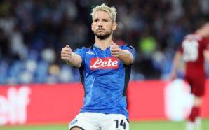 Napoli: Mertens spera ancora di poter rinnovare con la squadra…