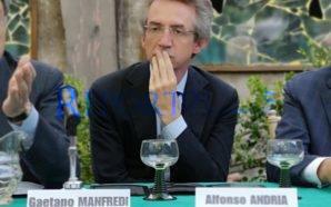 Manfredi ministro dell'Università e della ricerca