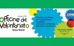CSV Napoli, tornano le Officine del Volontariato: la solidarietà va…