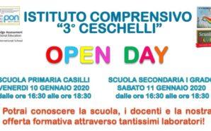 """San Giuseppe V. (NA). L'Open Day dell'Istituto Comprensivo """"3° Ceschelli"""""""