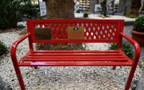 """""""Non c'è pace per Tiziana"""": vandalizzata la panchina rossa in…"""