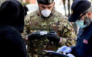 Scattano i primi controlli dell'Esercito in Campania