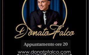 """Donato Falco: """"Restate a casa, a farvi divertire ci penso…"""