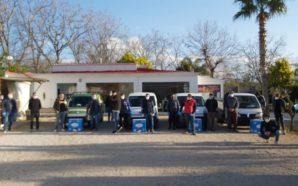 San Giuseppe V.: il sindaco Catapano avvia la distribuzione di…