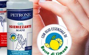 Un gel igienizzante per le mani da olio essenziale di…