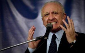 La Campania oggi è un modello per l'Italia: De Luca…