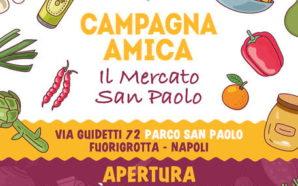 Il più grande mercato agricolo del Sud in Campania