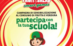 Parte la prima edizione di Fruit & Salad Smart Games