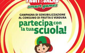 Parte la prima edizione di Fruit & Salad Smart Games