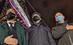 Confesercenti Napoli: acceso l'Albero di Natale in Piazza Plebiscito