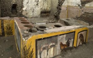 Nuove scoperte affiorano dal tesoro degli scavi di Pompei