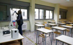 Campania, rientro a scuola: modalità mista in DAD e in…