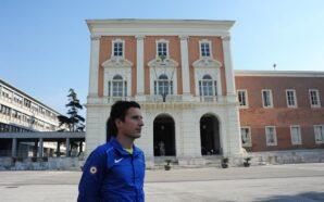 Il campione italiano della marcia 50 km, Caporaso, si allenerà…