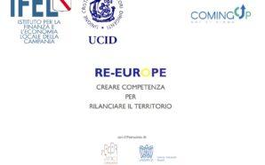 Si conclude in Campania la Prima Edizione del Programma RE-EUROPE…